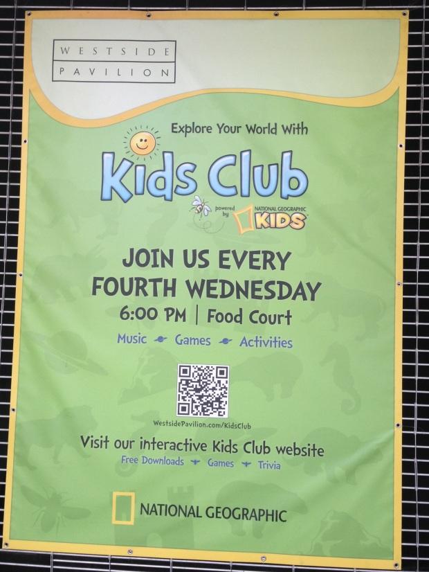 WPavillions kids club