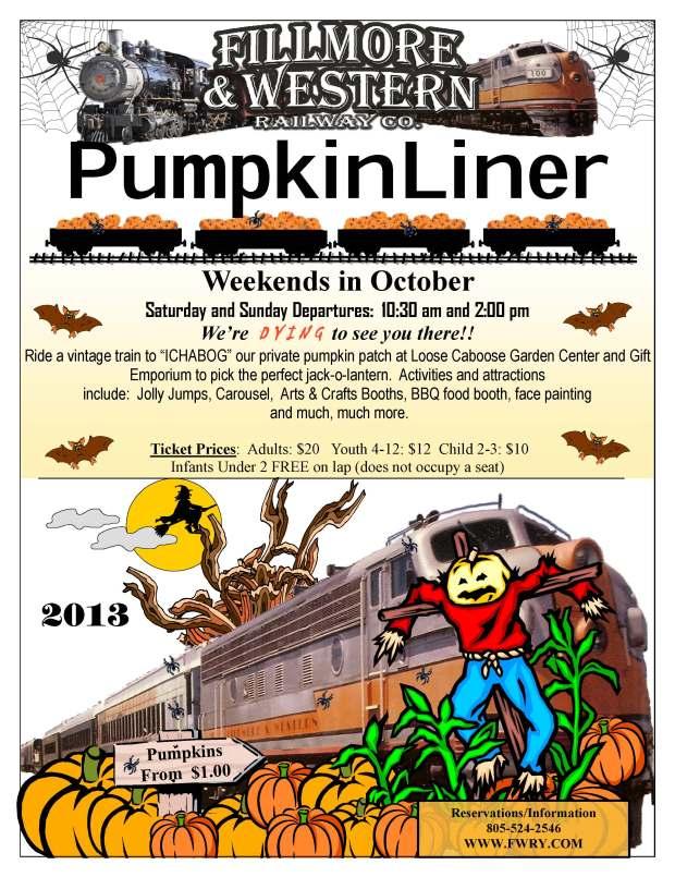 Pumpkinliner2013