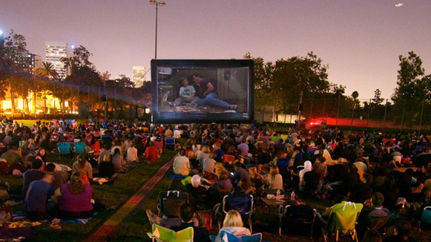 LA's PREMIER Outdoor Movie, Food Truck and Live Music Event Series - Eat|See|Hear