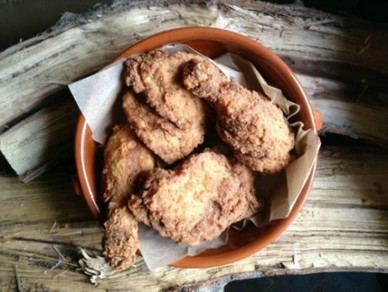 lucques fried chicken